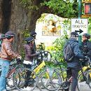 Inside Central Park Bike Tour