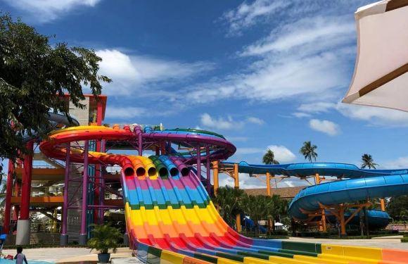 布吉飛濺叢林水上樂園 Splash Jungle Water Park 门票(可選酒店接送)