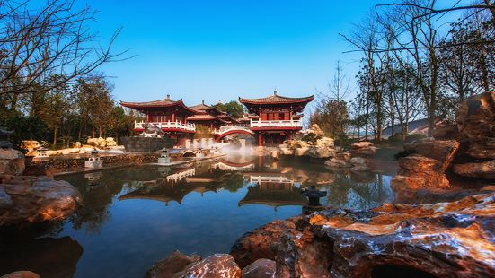 Aoshan Mountain Holy Site