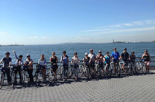 브루클린 & 맨해튼 자전거 영어 투어