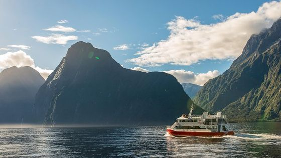 Milford Sound Coach and Scenic Cruise with Picnic Lunch from Queenstown