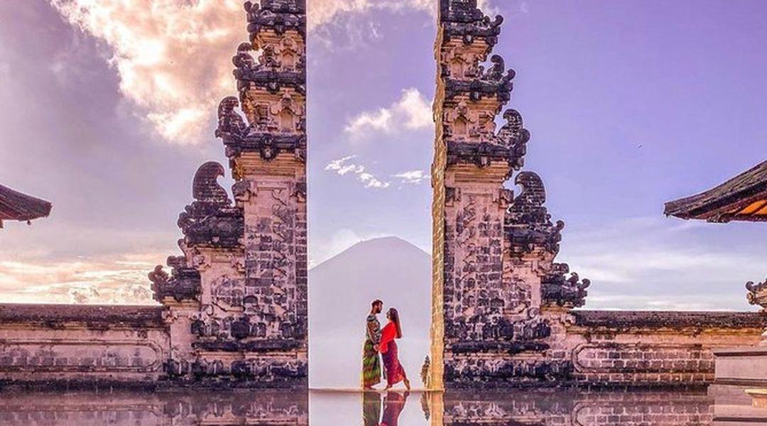 Instagram Tour : Gates Of Heaven Bali at Lempuyang Temple | Trip.com