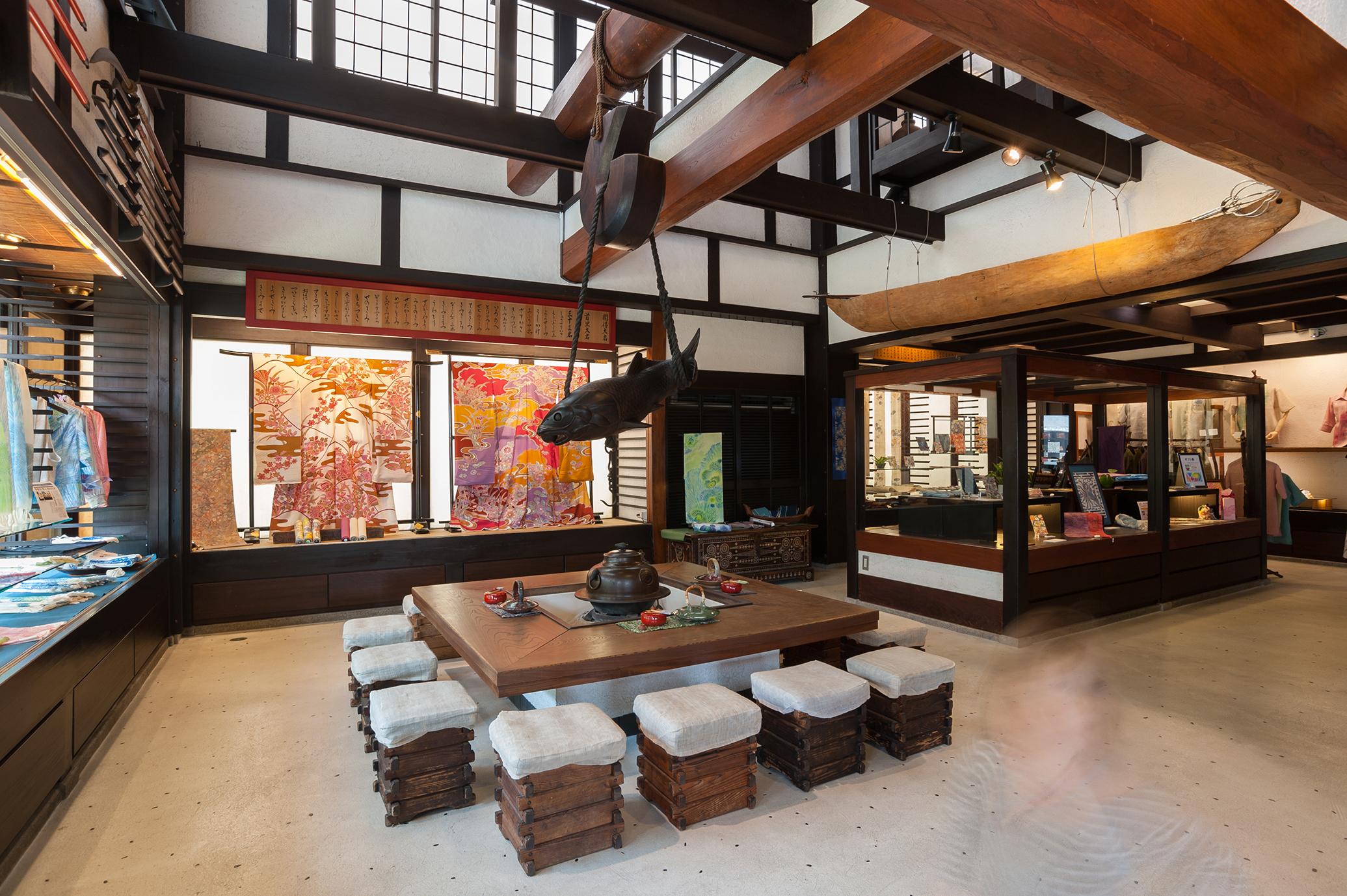 沖繩縣首里琉染工坊珊瑚染半日遊(製作專屬的紀念品)