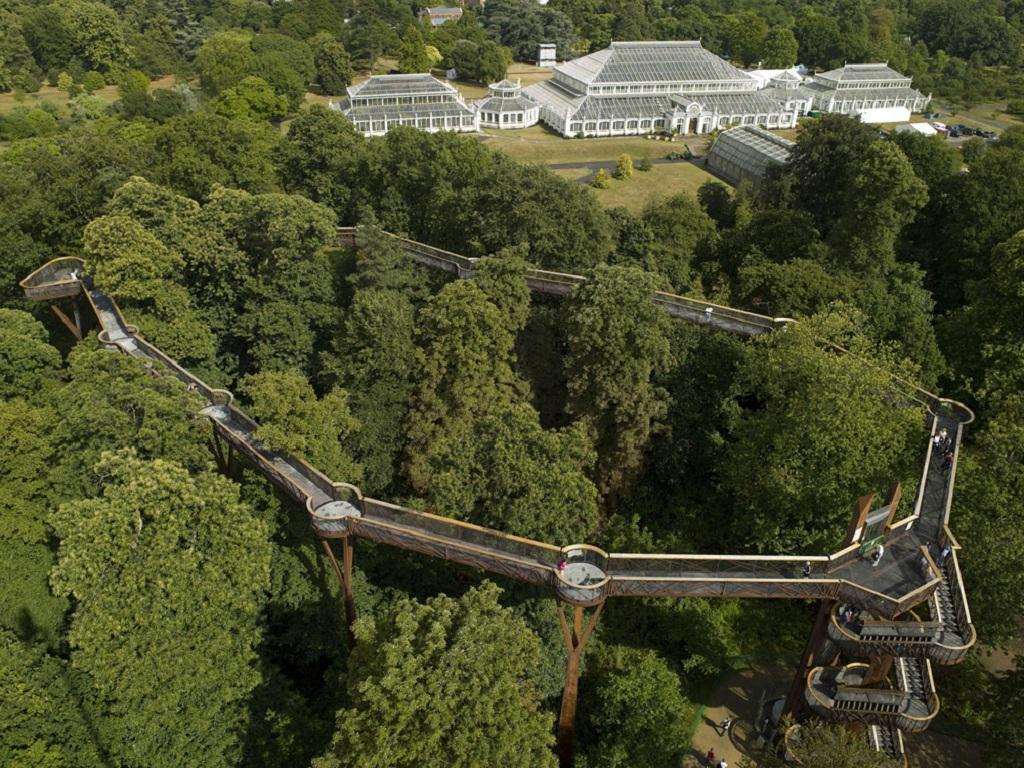 런던 왕립 식물원 입장권