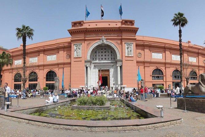 Egyptian Museum & Khan El-Khalili