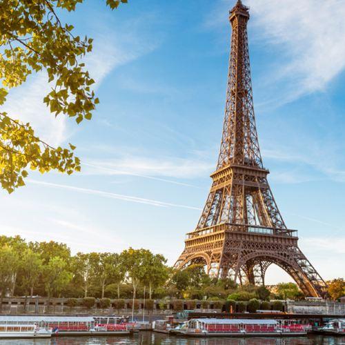 Eiffel Tower Ticket