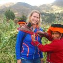 Private Tour: Pisac, Ollantaytambo and Amaru Community Visit