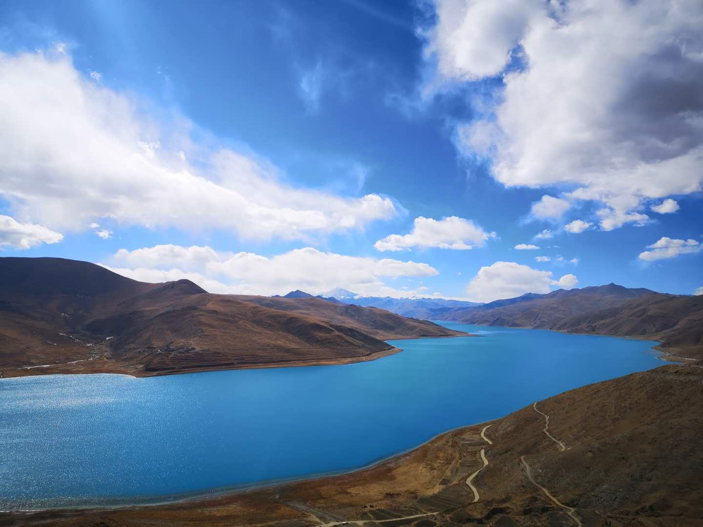 西藏浪卡子羊卓雍錯一日遊(13-16人精品小包團、含車費、門票)