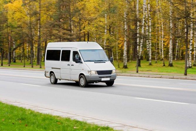 Cozumel Private Van Service with Snorkel Tour