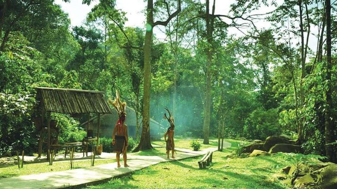 Half-Day Mari Mari Cultural Village from Kota Kinabalu