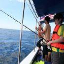Half Day Fishing Trip at South China Sea from Kota Kinabalu