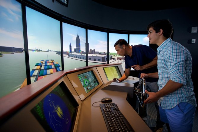 Skip the Line: GulfQuest Interactive Maritime Museum Admission Ticket