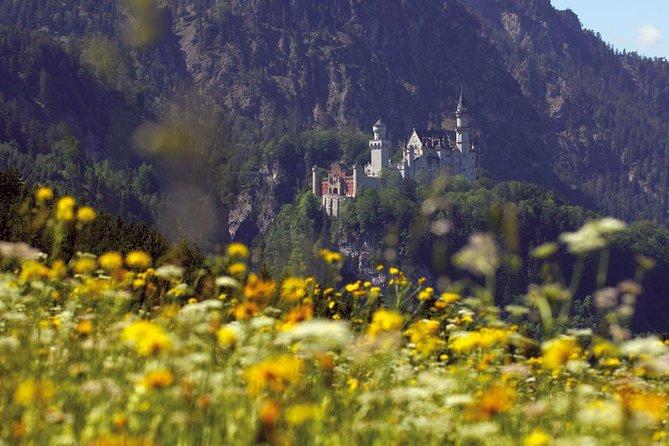 Private Day Tour from Fussen: Neuschwanstein Castle, Oberammergau and Linderhof Castle
