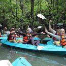 Langkawi Adventure Tour : Kubang Badak Mangrove Kayaking