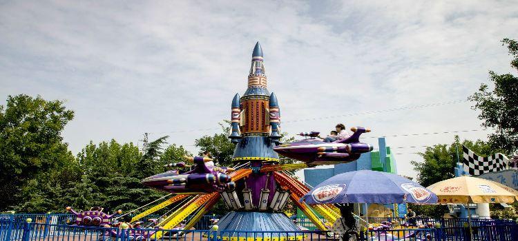 신마왕국 테마공원1