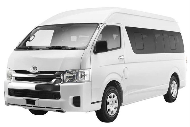 Transfer from San Jose Airport to Uvita or Dominical