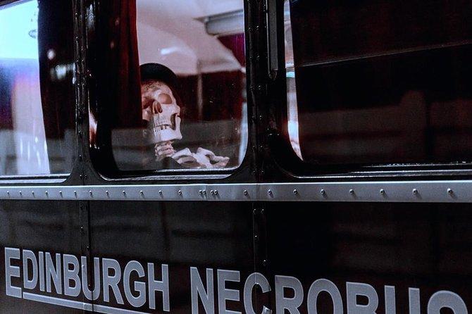 The Ghost Bus Tours - Edinburgh