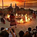 Uluwatu Temple with Kecak Dance in the evening