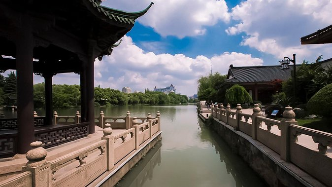 Flexible Nantong Private Day Trip from Shanghai