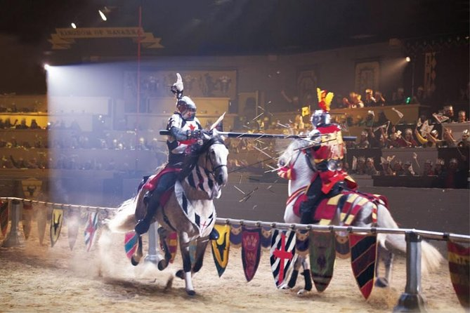 Medieval Times Dinner and Tournament in Myrtle Beach
