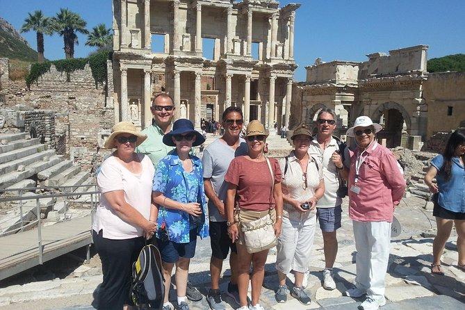Private Ephesus and artemis Tour from Port Izmir 100% Satisfaction Guarantee-