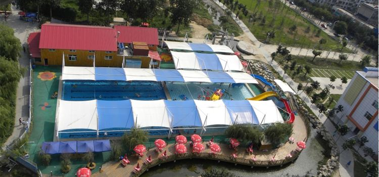 Water Park in Jining City3