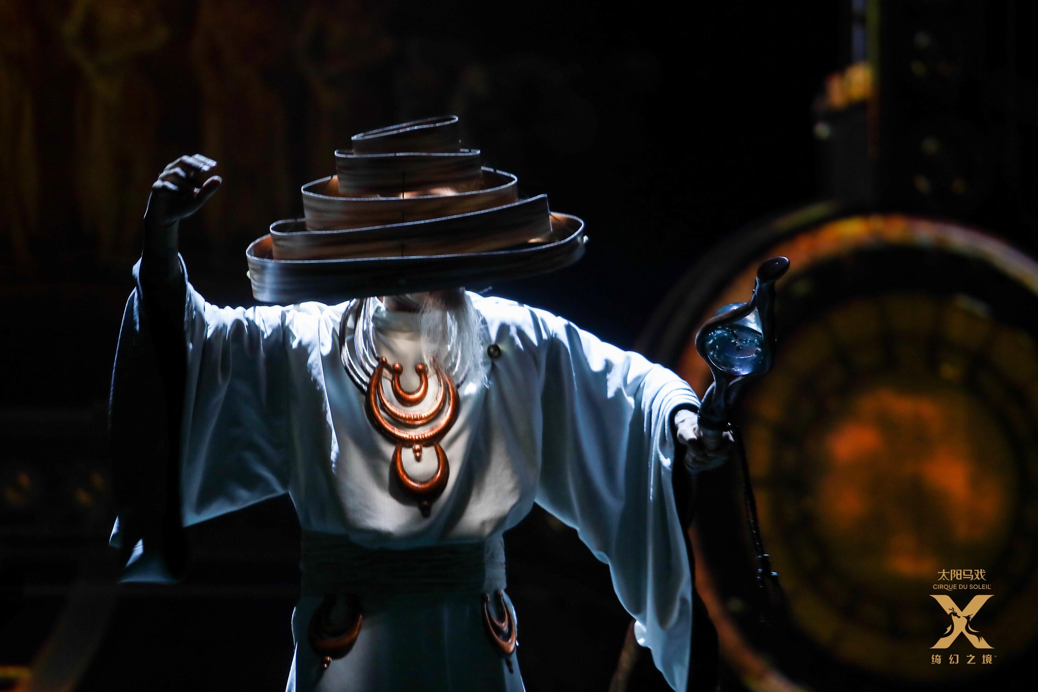 Cirque du Soleil X: the Land of Fantasy Hangzhou Ticket
