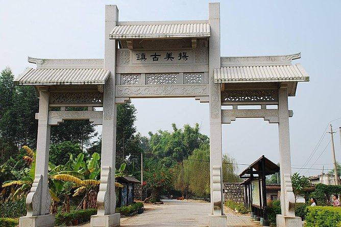 Nanning Yiling Cave and Yangmei Ancient Town Private Day Tour