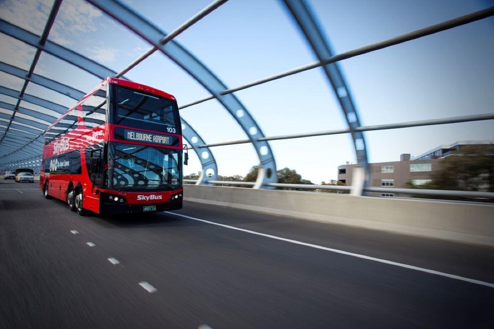 墨爾本機場 / 阿瓦隆機場 接送巴士 Skybus 車票(QR Code上車+免費WiFi)