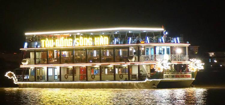 Danang Han River Cruise2