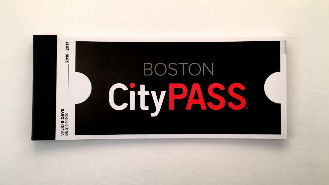 波士頓城市通票 Boston CityPASS®