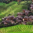 Longji Rice Terraces and Ethnic Village Private Tour from Guilin