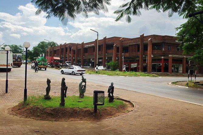 Victoria Falls Town Tour