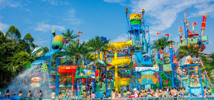 Chimelong Water Park1