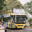 Hanoi Hop-On Hop-Off Bus: 24-Hour Sightseeing Tour Pass