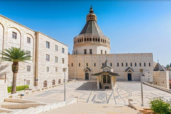 Christian Galilee, Nazareth & Mount Tabor Day Trip from Jerusalem