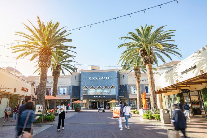 Citadel Outlets Day Trip from Los Angeles with Optional LAX Drop-Off