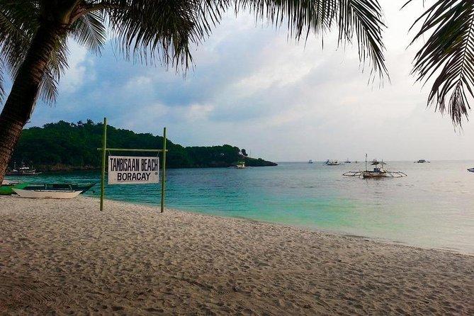 Boracay Half Day Land Tour with Puka Beach