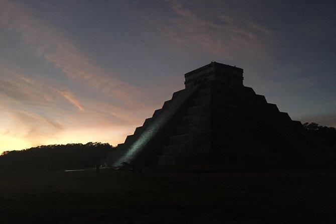 Sunrise Tours at Chichen Itza from Merida