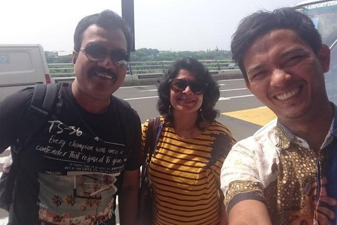 Jakarta Amazing Tour With Lunch