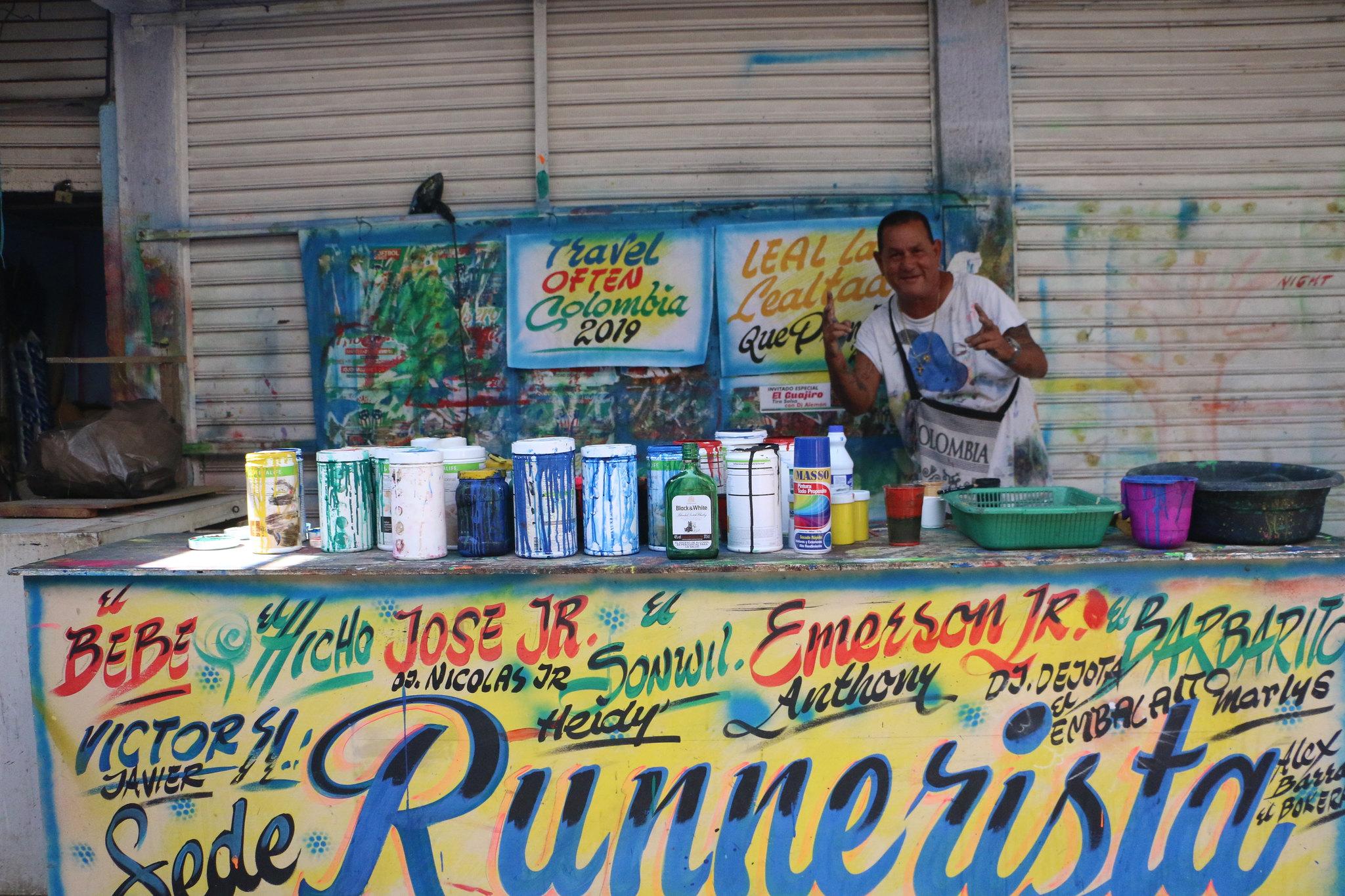 Bazurto Market Tour in Cartagena