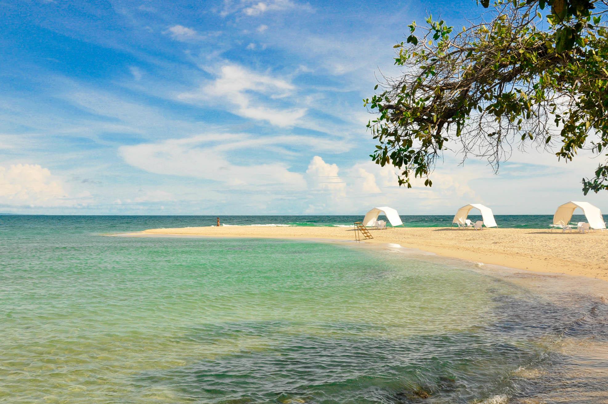 Bendita Beach - Island Day Trip from Cartagena