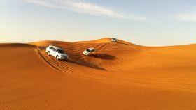 迪拜沙漠冲沙一日游【经典必体验 超高性价比 当天可订】