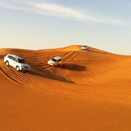Dubai Desert Safari Day Tour