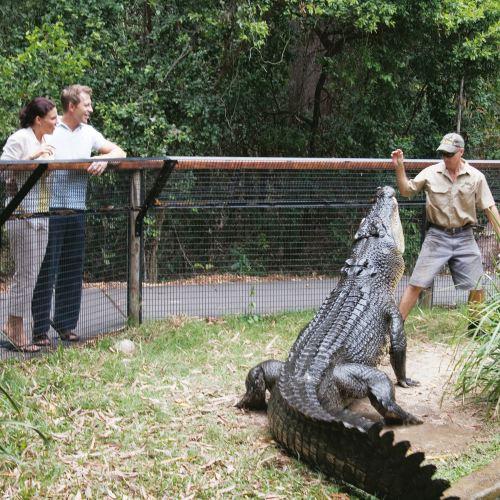 Australia Zoo Ticket