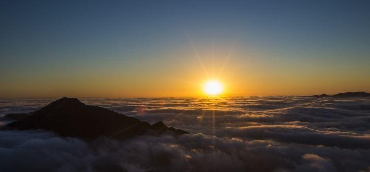 清遠金子山原生態旅遊風景區2