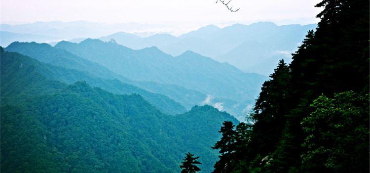 Baotianman Ecological Tourism Area2