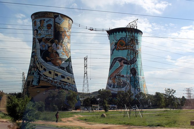 Full-Day Small-Group Soweto Tour from Johannesburg