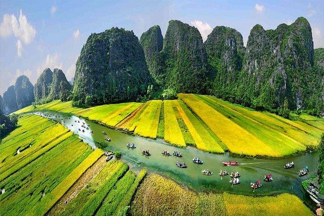 Ninh Binh Full-Day Private Tour
