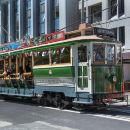 Grand Tour of Christchurch Including Botanic Gardens Gondola Punting and Hop-On Hop-Off Tram